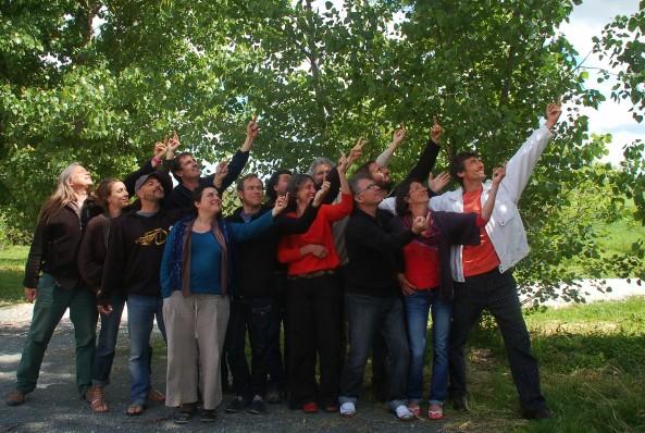 Formation » Monte ta conf' » – Gaillac – mars à juin 2013