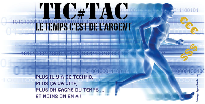 Tic-Tac, le Temps c'est de l'Argent