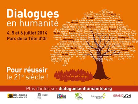 Dialogues en Humanité - Lyon - 2014