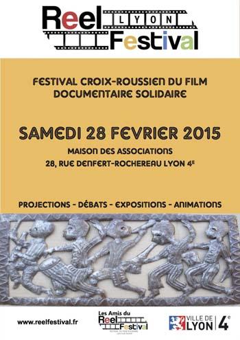 REEL Festival - Lyon - 28/02/15