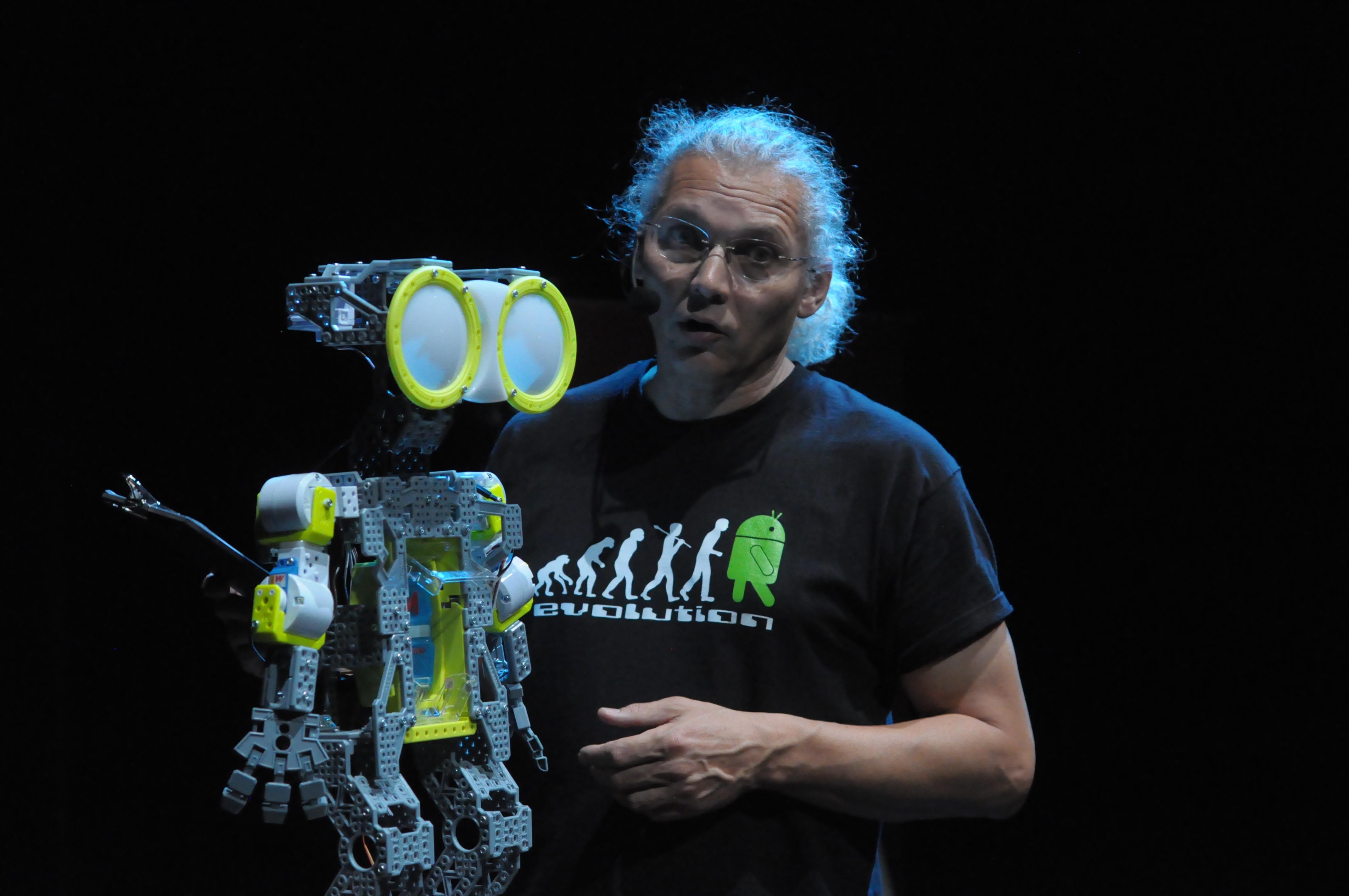 De quelle Humanité le robot est-il l'avenir ?