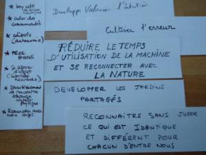 Paroles de participants (Conf. Robot St Genis Laval 7 février 19)