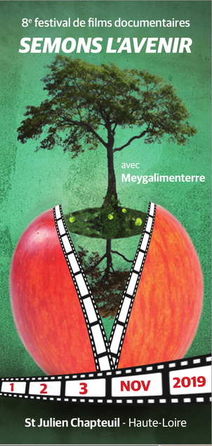 "8e Festival de films documentaires ""Semon l'Avenir"" - Nov 2019"